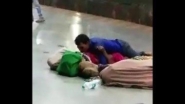 Desi couple public sex video shot by a voyeur