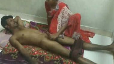 Indian Wife Blowjob And Ridding Husband Dick