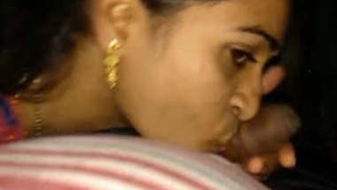 Sexy Telugu couple Blowjob and Pussy Fingering