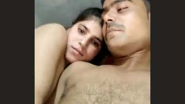 Very cute girl with her bf