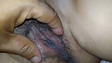 The hairy pussy desi aunty