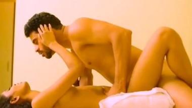 Hot Honeymoon Scene
