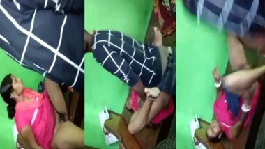 Desi cheating Bhabhi sex with her young Devar