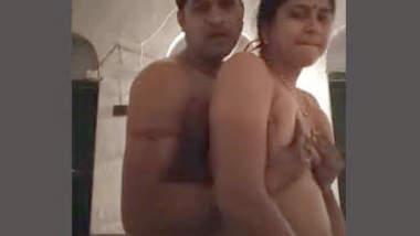 Super hot couple fucking hard
