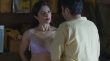 Indian Actress Amrita Das Gupta Passionate Sex with Shopwala