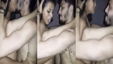 Desi girl moaning sex video first time shared in Indian sex blog