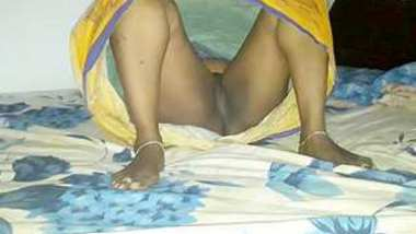 Desi village aunty show her pussy and hard fucking full