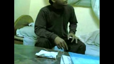 Indian hidden camera xxx video of an Indian wife with husband friend