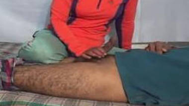 horny bhabhi blowjoband riding husband dick