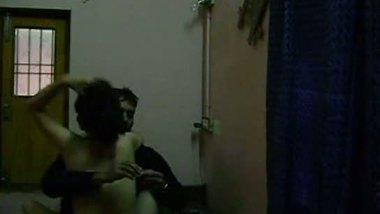 Cheating bhabhi enjoys home sex with husband's friend