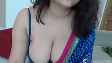 Indian mature woman flash watermelon