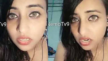 Shilpi Hot Girl, Cleavage shown Video Call