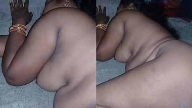 tamil aunty show ass 2