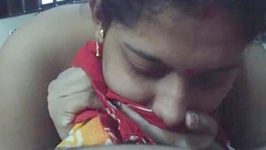 Sexy Indian Wife Blowjob