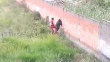 hot desi village girl fucked outdoor