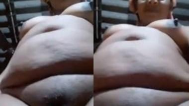 Bhabi Record Nude Selfie