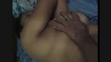 Sleeping aunty Nude captured By Uncle