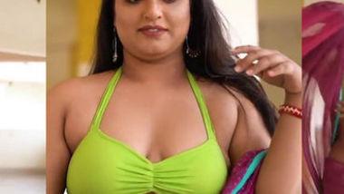 Desi big boobs bhabi hot photoshoot