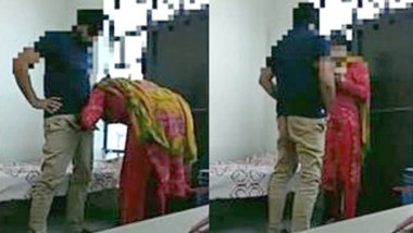 Sardarni bhabi cheating with lover
