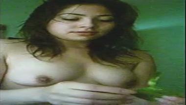 Big boobs desi bhabhi gives blowjob to devar before incest sex!