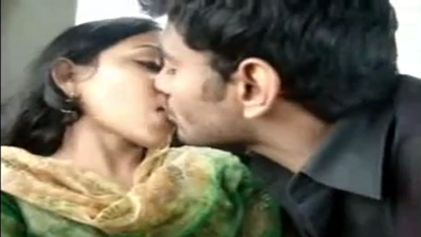 Sexy Indian bhabhi incest home sex scandal with devar
