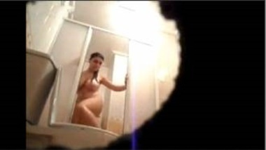Sexy Tamil Actress' Shower Caught On Cam
