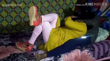 Hot Bhabhi Moans And Speaks Naughty During Sex
