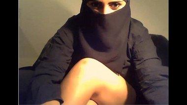 Arab Girl Shows Off Her Hot Ass