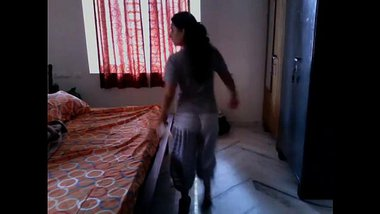 Indian Teen Having Quick Sex With Her Lover