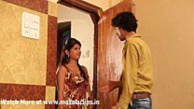 Masala Indian porn video of bhabhi & hubby friend illegal sex