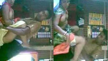 Desi porn video of Driver fucks home Maid in alone