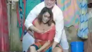 Horny Bhabi Having Affair with Old Man