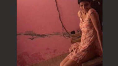 Desi Cheating Wife Sex With Lover New Leaked MMS Part 2