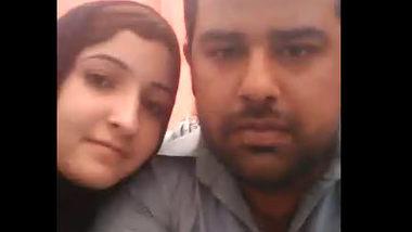 Desi couple on live