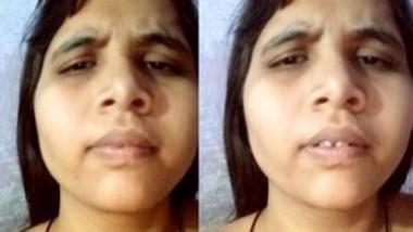 Bhabi Record Her Big Boob Video