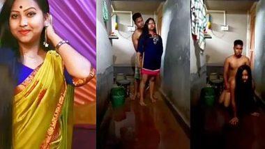 [ Indian Hard Porn ] Desi Girl Bathroom XXX hard sex