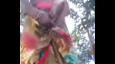 Bihari Woman Showing Boobs And Pussy