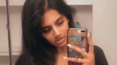 Hot figured Tamil model girl nude selfie video