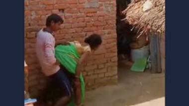 Village Bhabi doggy fucking