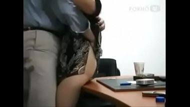 Compilation of boss banging his sexy secretary
