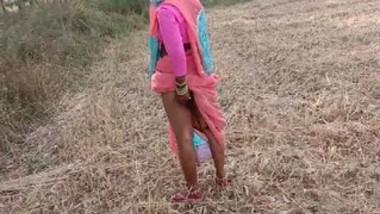 Desi village bhabi fucking outdoor