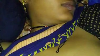 Charmer sleeps and the Desi hubby takes advantage of it to film XXX video