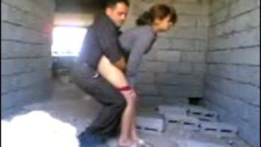Hot delhi college girl anal sex in building