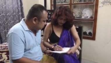 Mature desi teacher aunty in saree hot porn