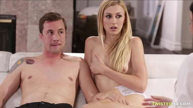 Mom, you are not supposed to be home! - India Summer, Alexa Grace