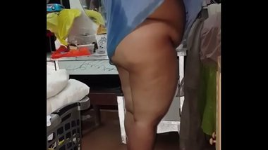BBW Indian Mom gets ready to fuck son-in-law
