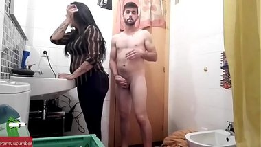 Soap water cucumber and fucked CRI147